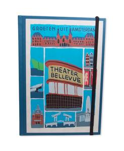 Notitieboek Theater Bellevue
