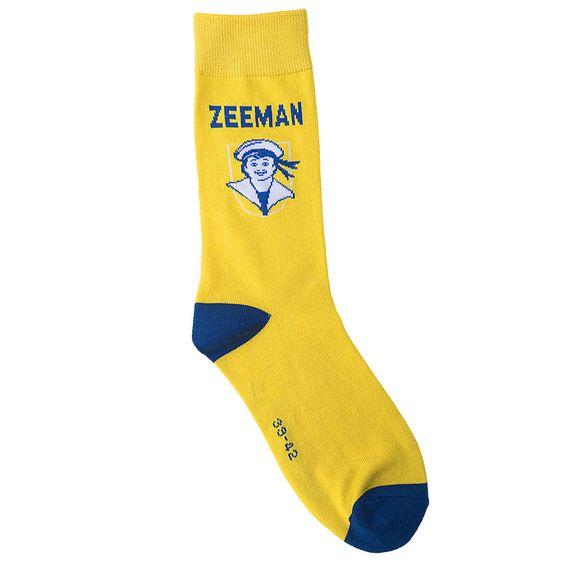 Zeeman sokken