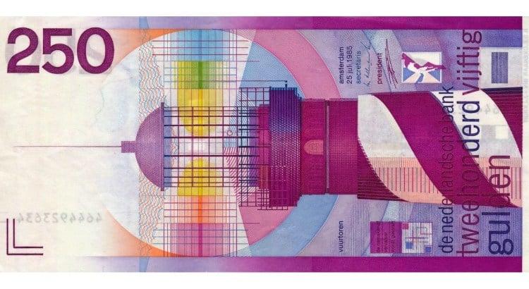Netherlands-250-Gulden-Banknote-19851-1